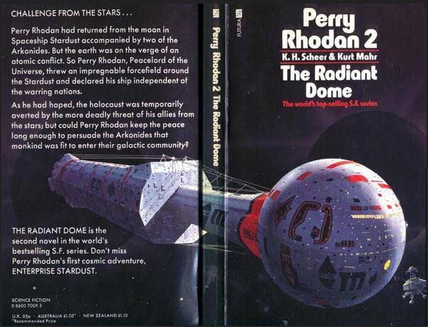 Pulp Magic Perry Rhodan Space Opera Nation
